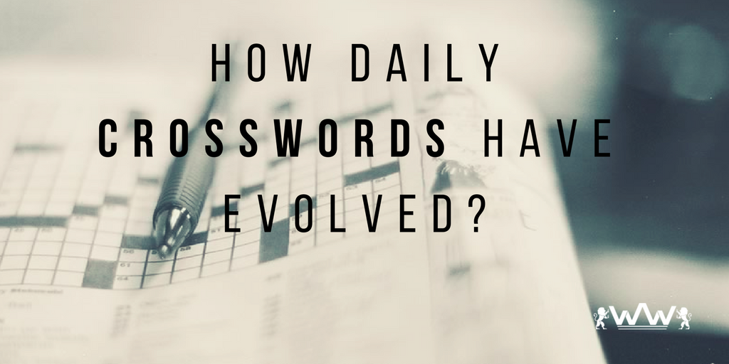 How Daily Crossword Puzzles Have Evolved?